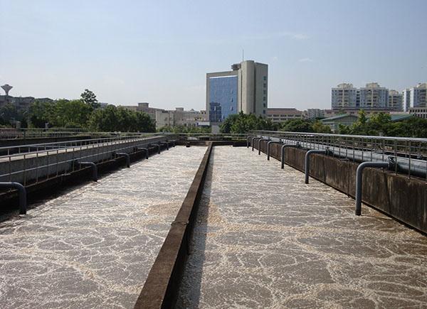 广西师范大学污水处理厂