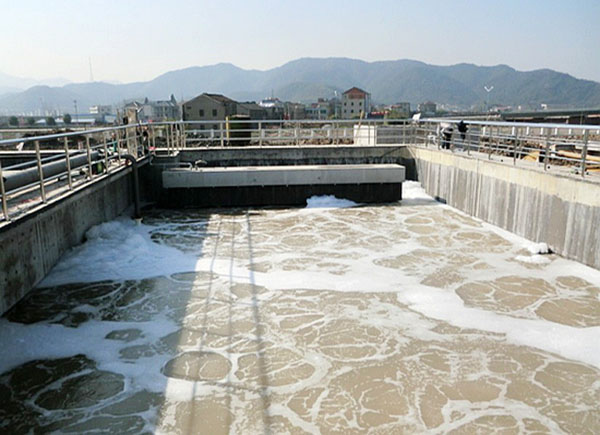 店口镇污水处理厂