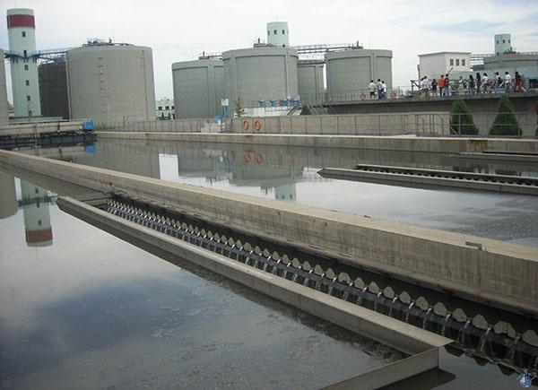北京某污水处理厂